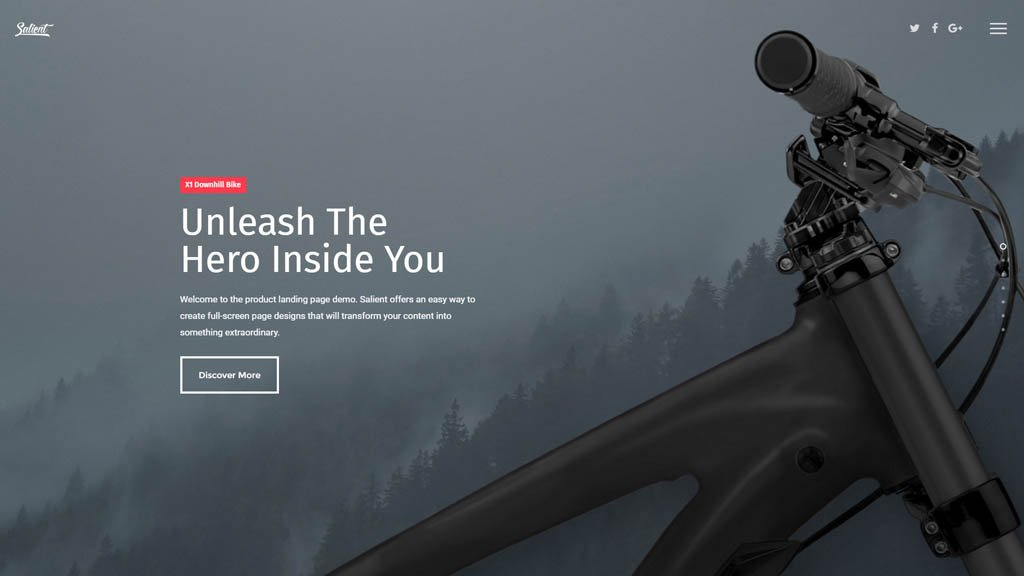 Pune Website Designs Bicycle Company Website Design Demo