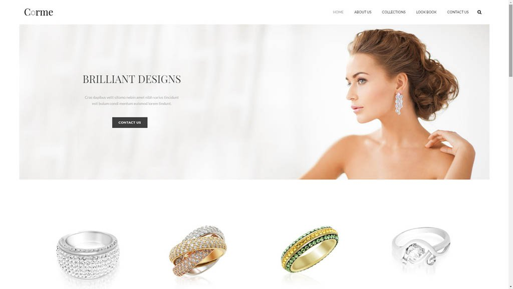 Pune Website Designs Jewellery E Commerce Website Design Demo