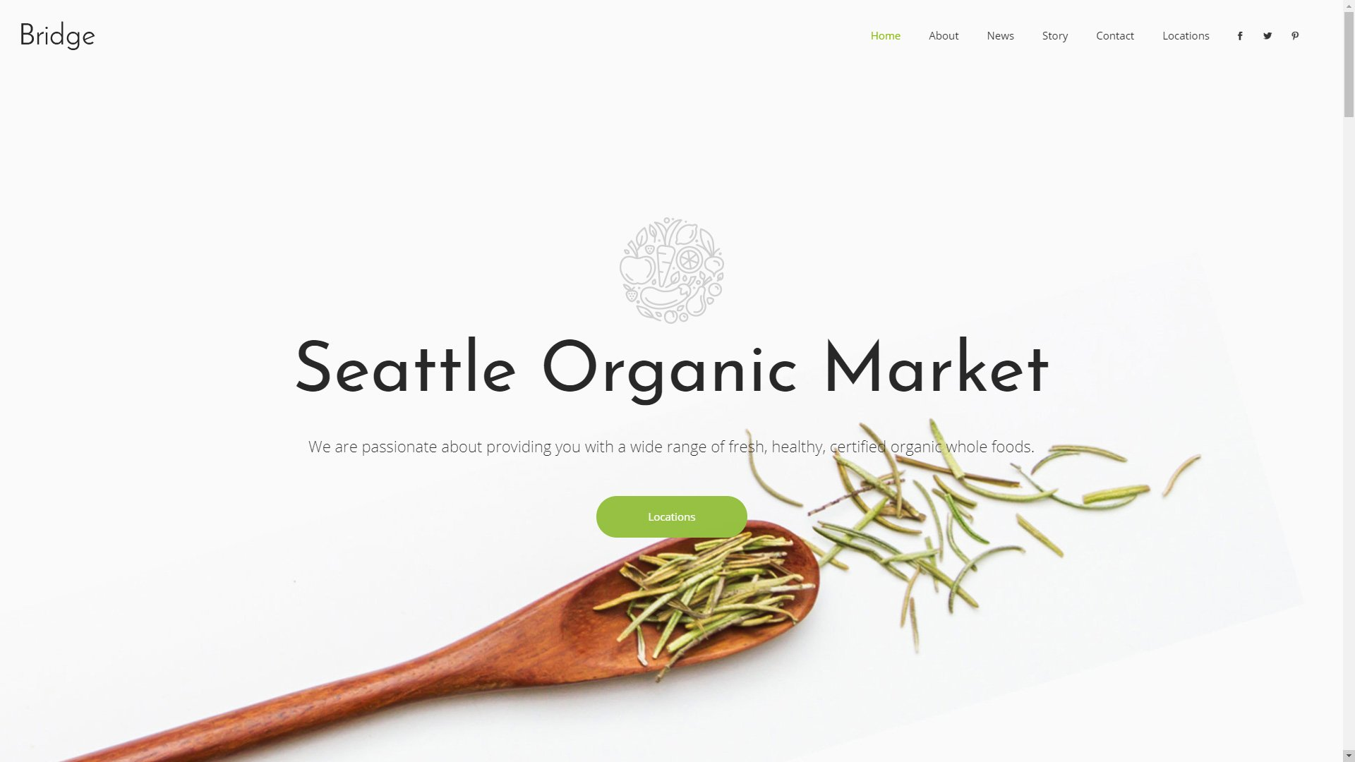 Pune-Website-Designs-Organic-Market-Website-Demo
