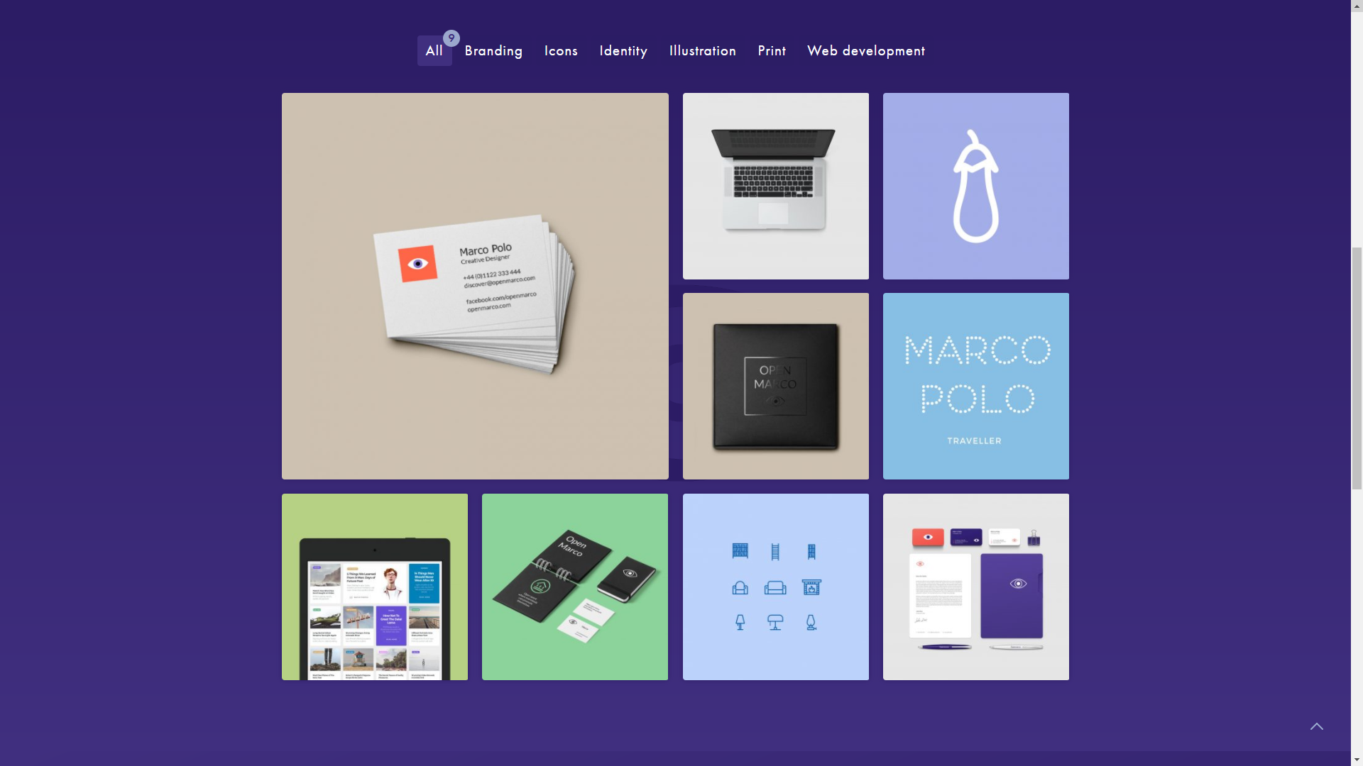 Pune-Website-Designs-Portfolio-Website-Demo