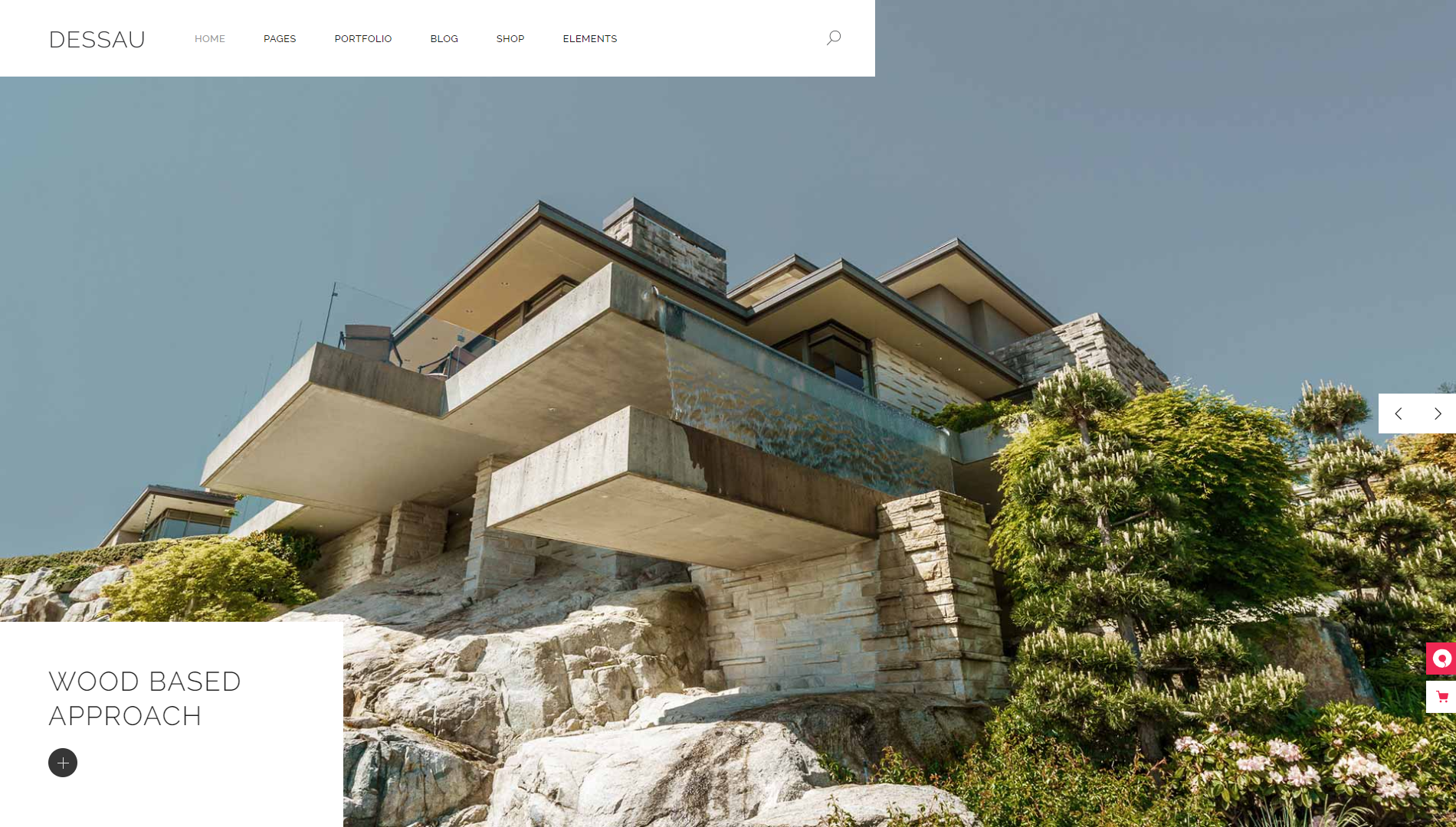 Website Designs For Architecture, Architects, Interior Design, Designers – 20+ Websites & Features