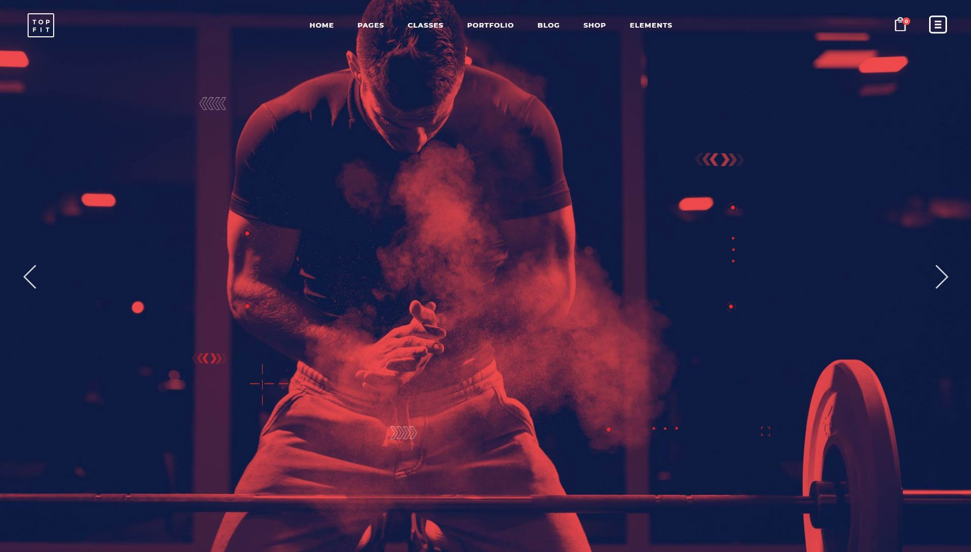Website Designs For Fitness Studios, Gyms – 20+ Websites & Features