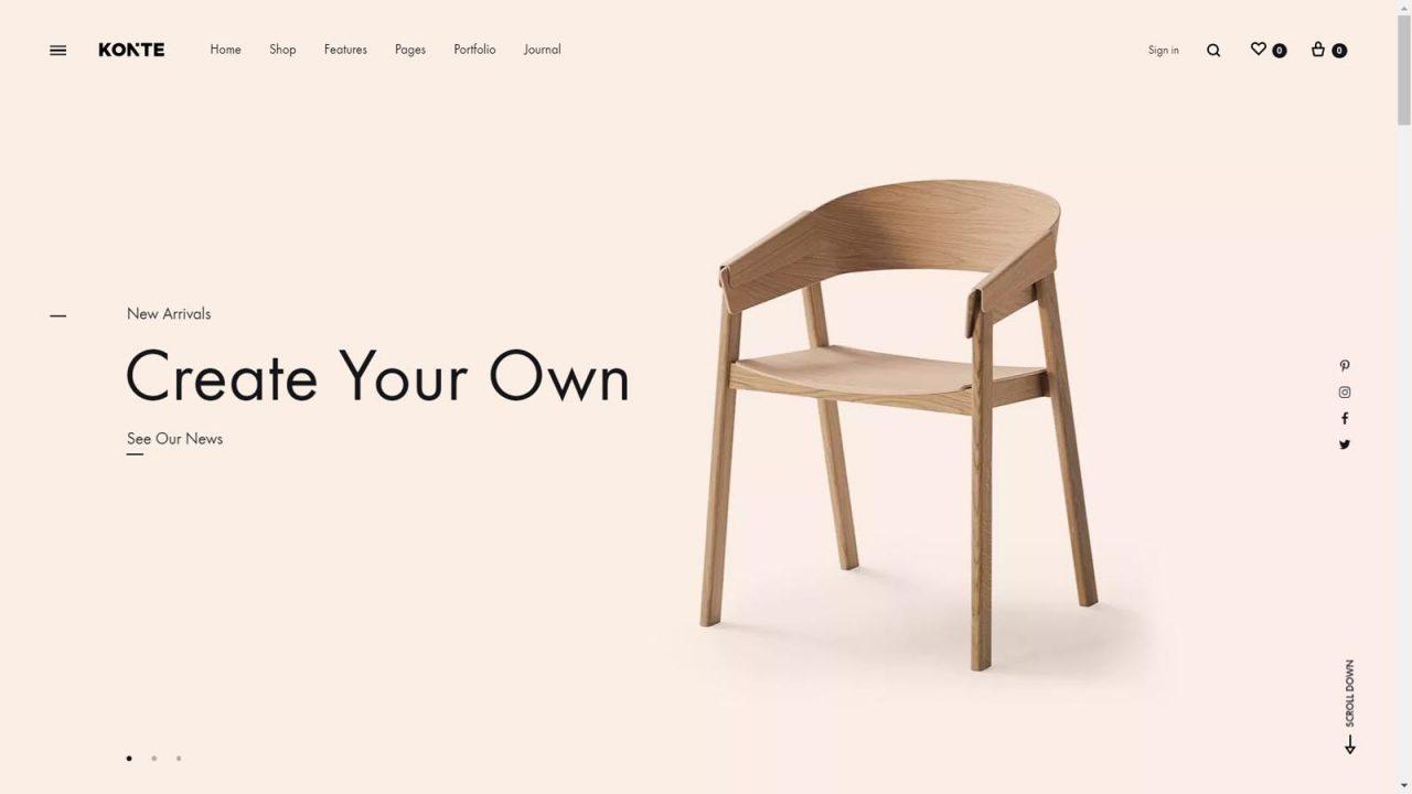 Pune Website Designs - E-Commerce Websites For Business India - Demo Website 8